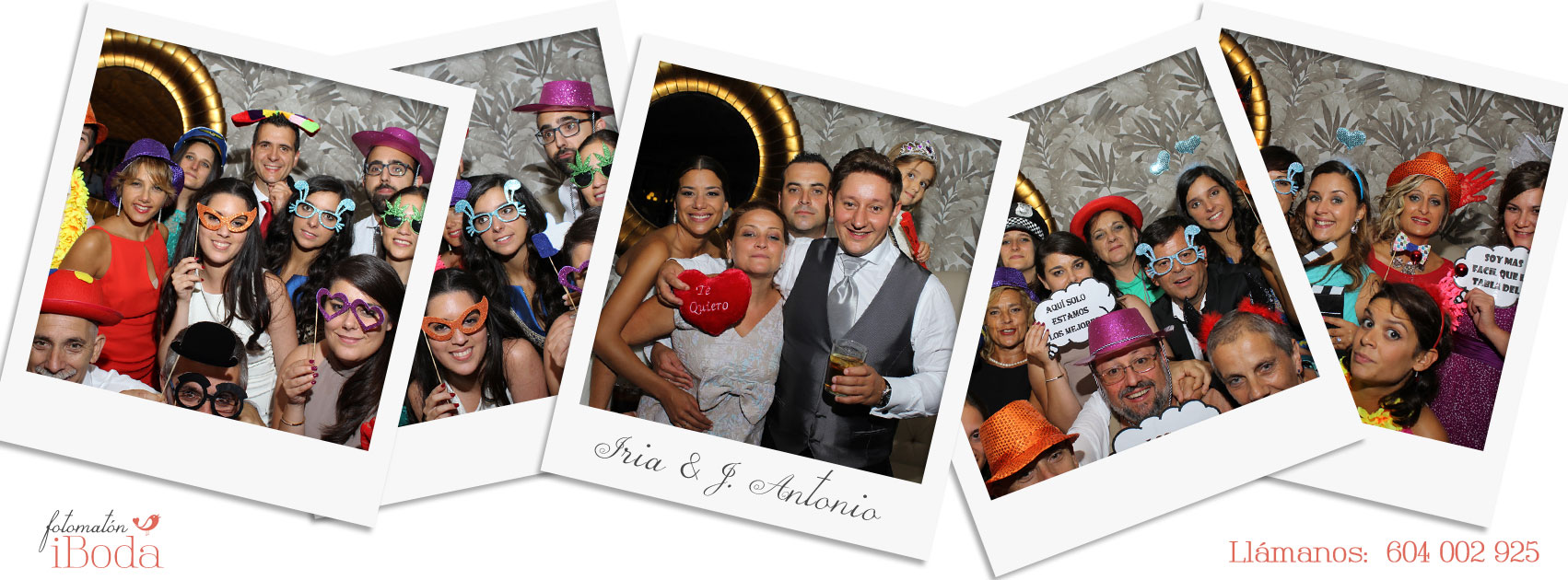 Iria & J. Antonio